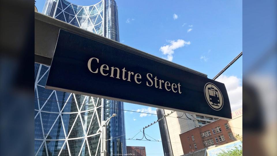 centre, street, LRT, assault