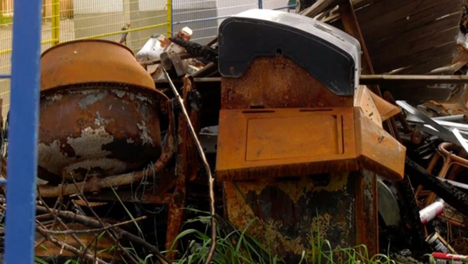 calgary, northeast calgary, falconridge, clean up