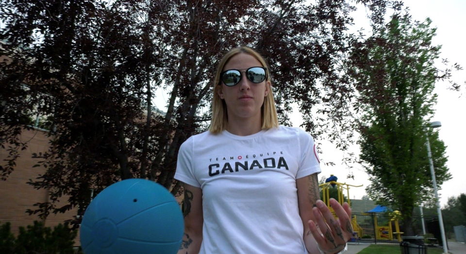 Meghan, Mahon, Paralympian, Canada