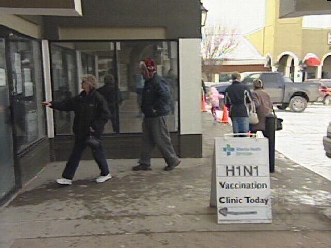 H1N1, also known as swine flu, made headlines a few years ago when an outbreak in Mexico spread to the rest of North America, prompting widespread inoculations.