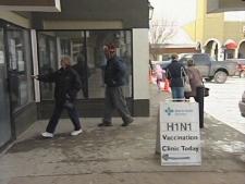 H1N1 Clinics