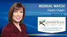 Karen Owen - Medical Watch