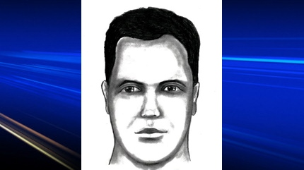 Composite sketch of sexual assault suspect