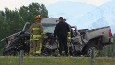 A young man was killed in a crash on Highway 8 on August 3, 2012.