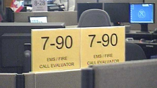 City of Calgary PSC centre handles 911 calls. (File Photo)