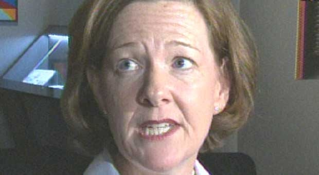 Alison Redford says that her government succeeded in their mission of expanding awareness of Alberta while at the London Games.