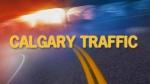 Calgary traffic